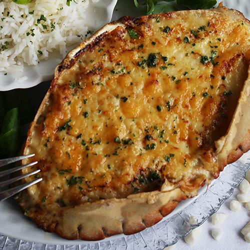 Baked Tuna Crab Cakes Recipe